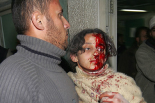 palestinian-girl-wounded-at-shool